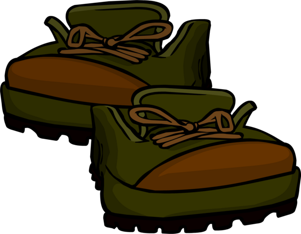 File:GreenHikingBoots.png
