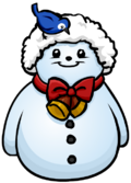 Santa Hat Snowman furniture icon ID 586