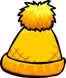 Yellow Pom Pom Toque clothing icon ID 1100