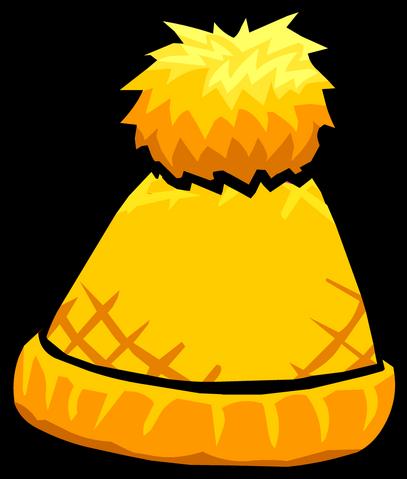 File:Yellow Pom Pom Toque clothing icon ID 1100.png
