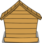 Brown Puffle House ID 205 sprite 003