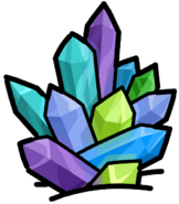 Power Crystals 4