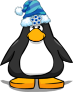 First Merry Walrus Hat Player Card
