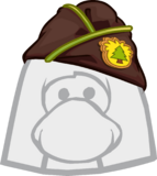Puffle Guide Hat icon