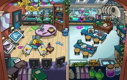 School & Skate Party Classroom