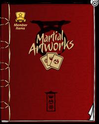 Martial Artworks 2013