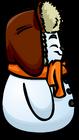 Orange Scarf Snowman sprite 007