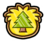 Puffle Guide Badge pin icon