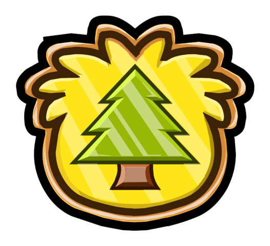 File:Puffle Guide Badge pin icon.png