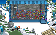 Puffle Party 2011 Forest