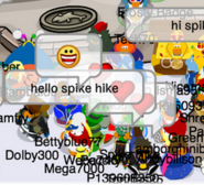 My Penguin Spike Release Party