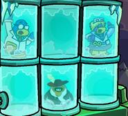 Frozen gag
