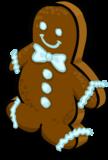 Gingerbread Man sprite 002