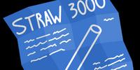 Straw 3000