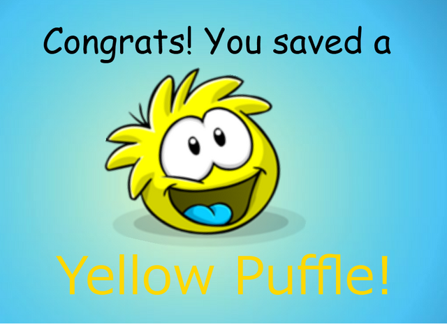 File:You saved a yellow puffle!.png