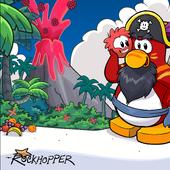 Rockhopper's Fruit Background