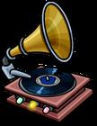 Gramophone sprite 003