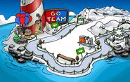 Penguin Games Beach