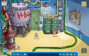Summer Water Boiler Room