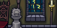 Haunted House Background