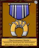 Mission 3 Medal full award