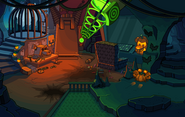 Halloween Party 2015 Herbert's Lair 2