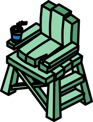 File:LifeGuardChairFurniture.png