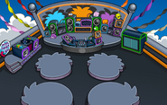Puffle Party 2012 Night Club Rooftop