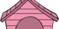Pink Puffle House