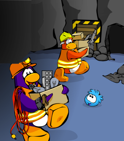 File:The Mine Cave is Safe! card image.png