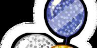 Anniversary Balloons Pin (ID 7248)