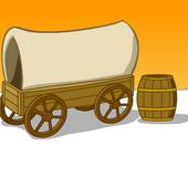 Stagecoach Background