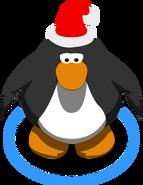Santa Hat in game