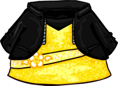 Yellow Pop Outfit clothing icon ID 4237