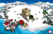 Adventure Party construction Dock