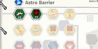 Astro Barrier