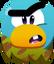 Emoji Caveguin Confuse
