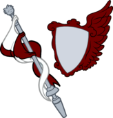 Epic Staff and Shield Icon 5360