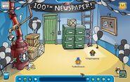100 Issue Boiler Room