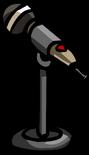 Microphone furniture