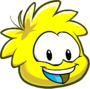 Operation Puffle Post Game Interface Puffe Image Yellow