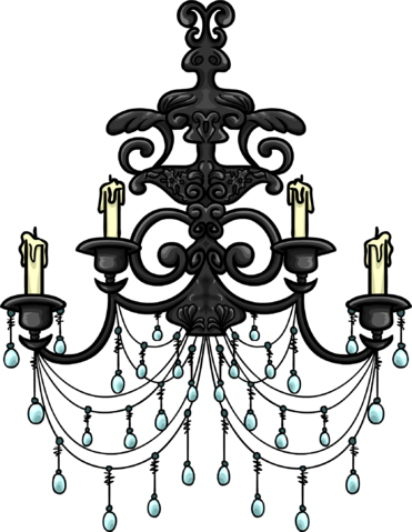 File:Iron Chandelier furniture icon ID 653.png