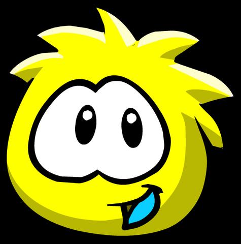 File:Yellow PuffleStare.png