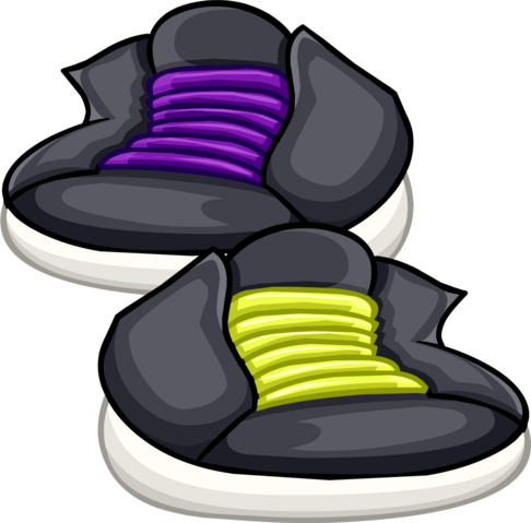 File:Purple & Yellow Laced Hightops icon.png