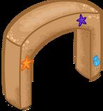 Sand Castle Arch sprite 005