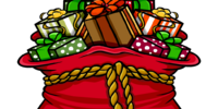 Santa's Present Bag