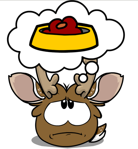 File:Reindeer Puffle Thinking of Puffle O's.PNG