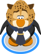 Clawhauser Mask in-game