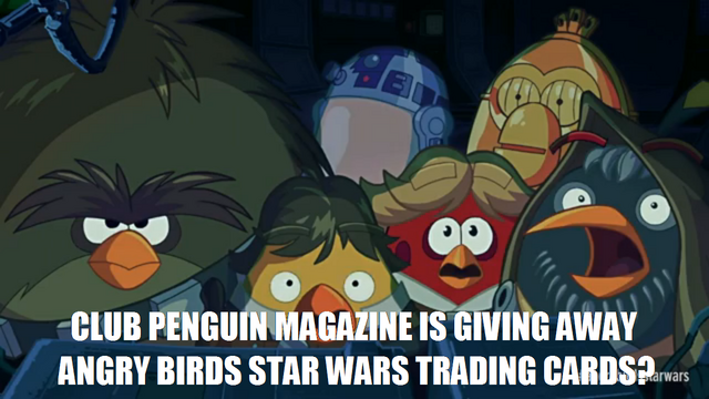 File:Club Penguin Magazine with Anyry Birds.png
