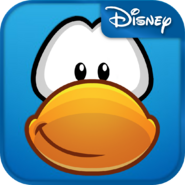 Club Penguin app icon 1.0